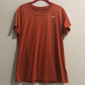Nike Dri-fit shirt Size Large